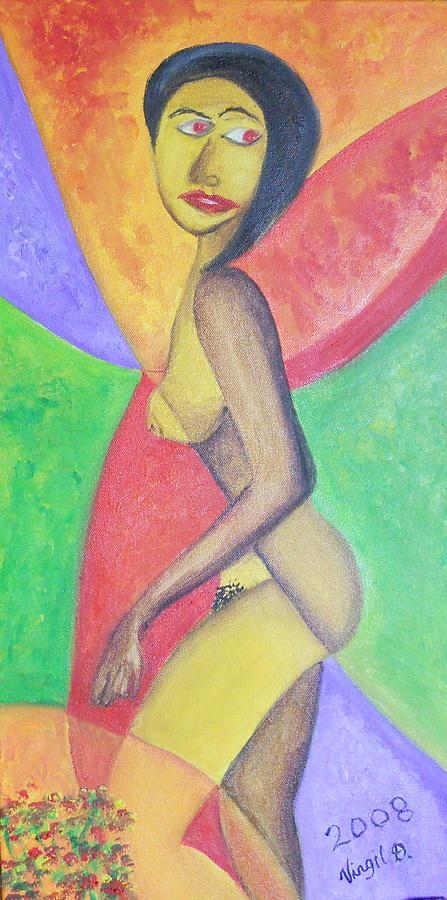 Nubie Painting