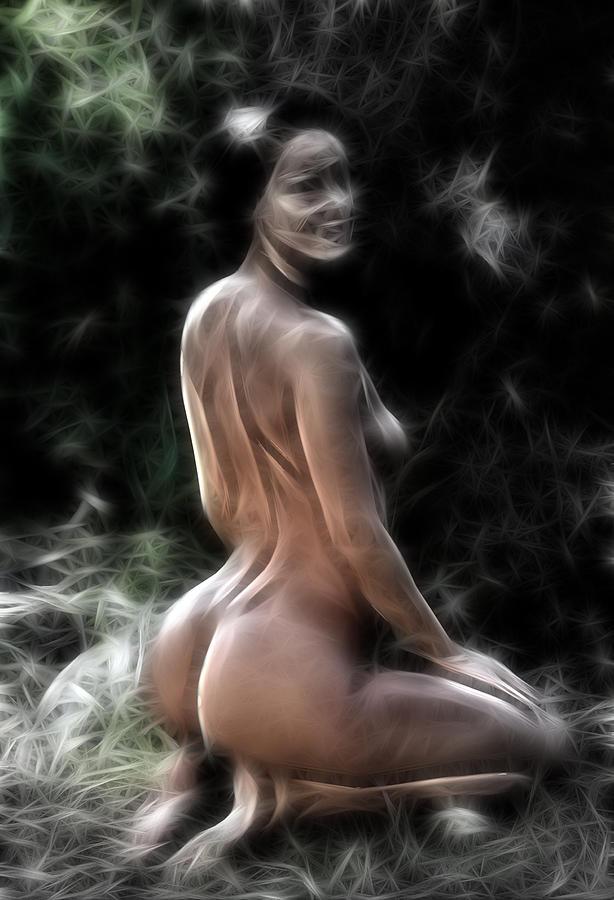 Digital Art Nude 119