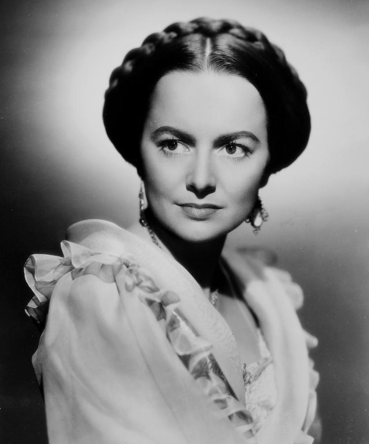 Olivia De Havilland (b1916) is a photograph by Granger which was ...