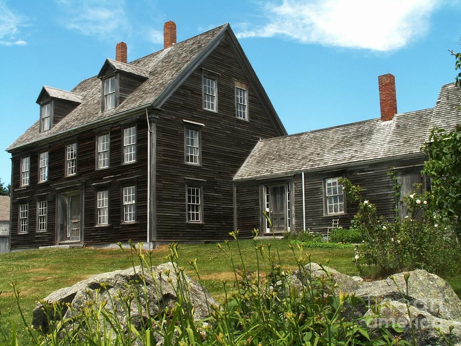 Olson House Photograph
