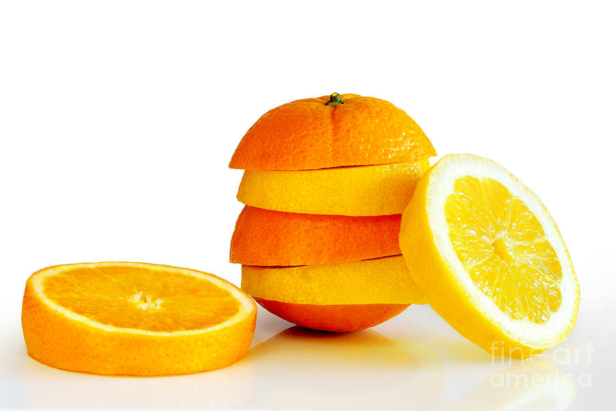 Oranje Lemon Photograph