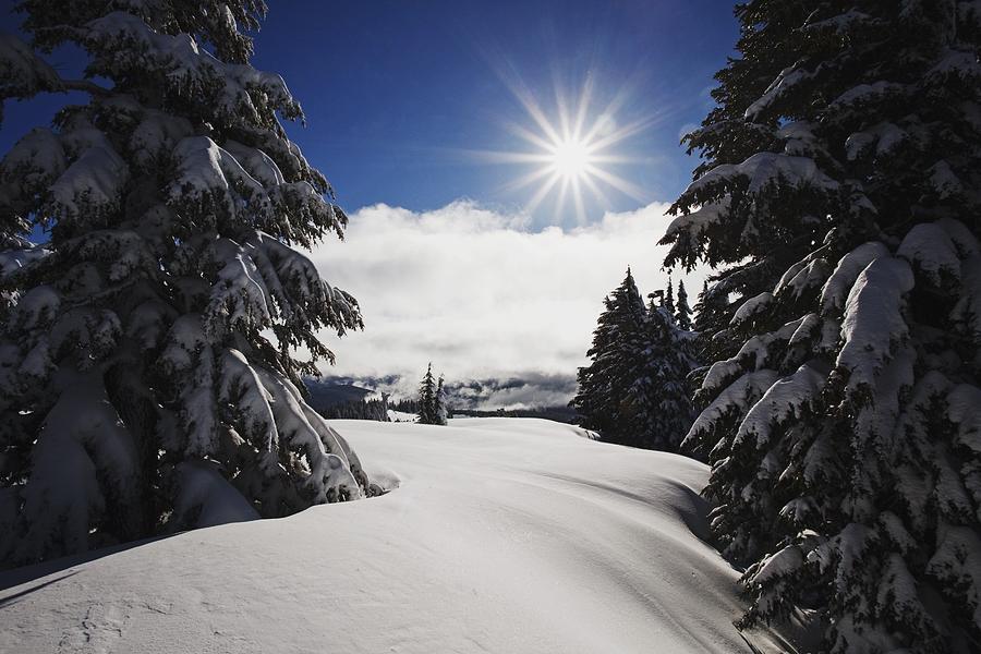 Oregon Cascades, Oregon, United States Photograph