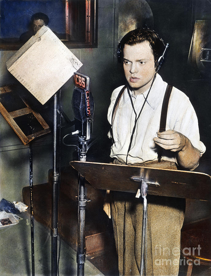 1938 Photograph - Orson Welles (1915-1985) by Granger