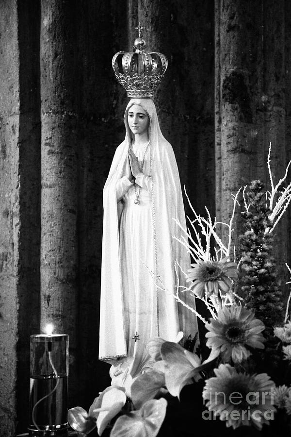Our Lady Of Fatima Photograph