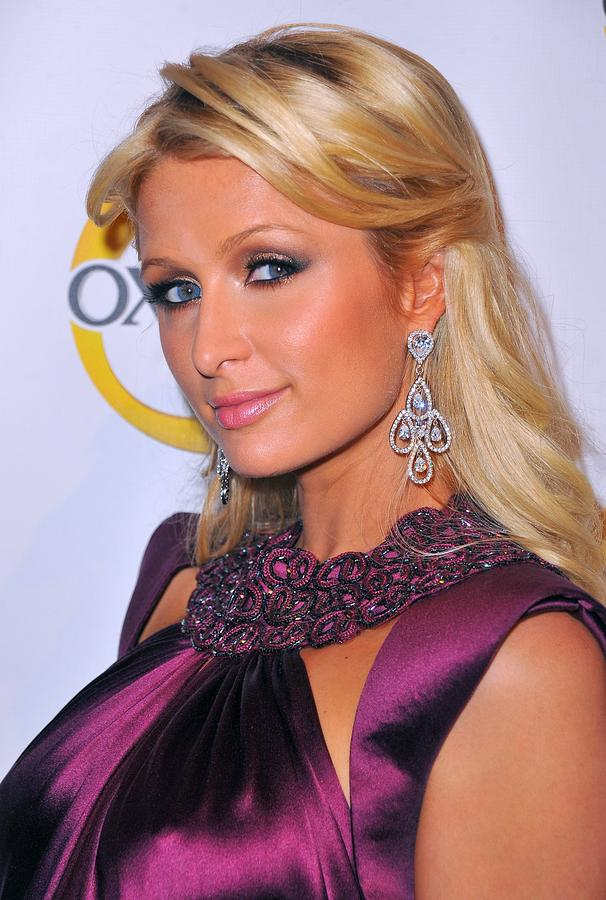 Paris Hilton At A Public Appearance Photograph  - Paris Hilton At A Public Appearance Fine Art Print