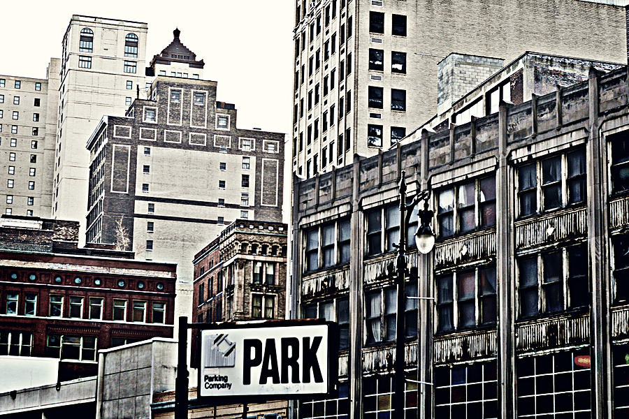 Park Detroit Photograph