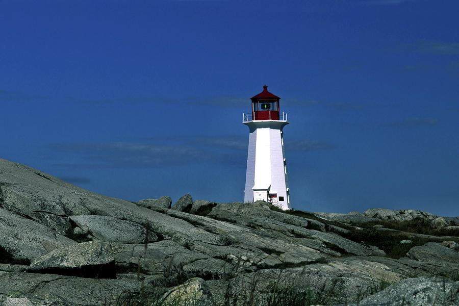 Peggys Cove Lighthouse Photograph  - Peggys Cove Lighthouse Fine Art Print
