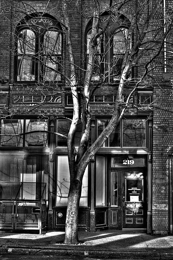 Pioneer Square No.1 Photograph  - Pioneer Square No.1 Fine Art Print