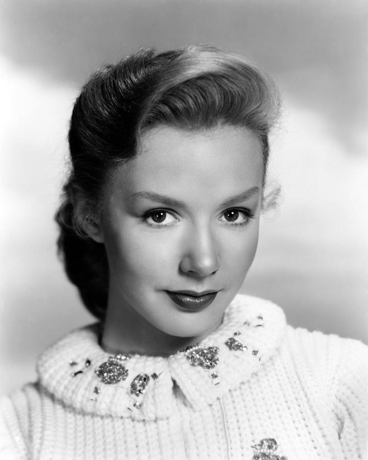 Piper Laurie, 1952 Photograph