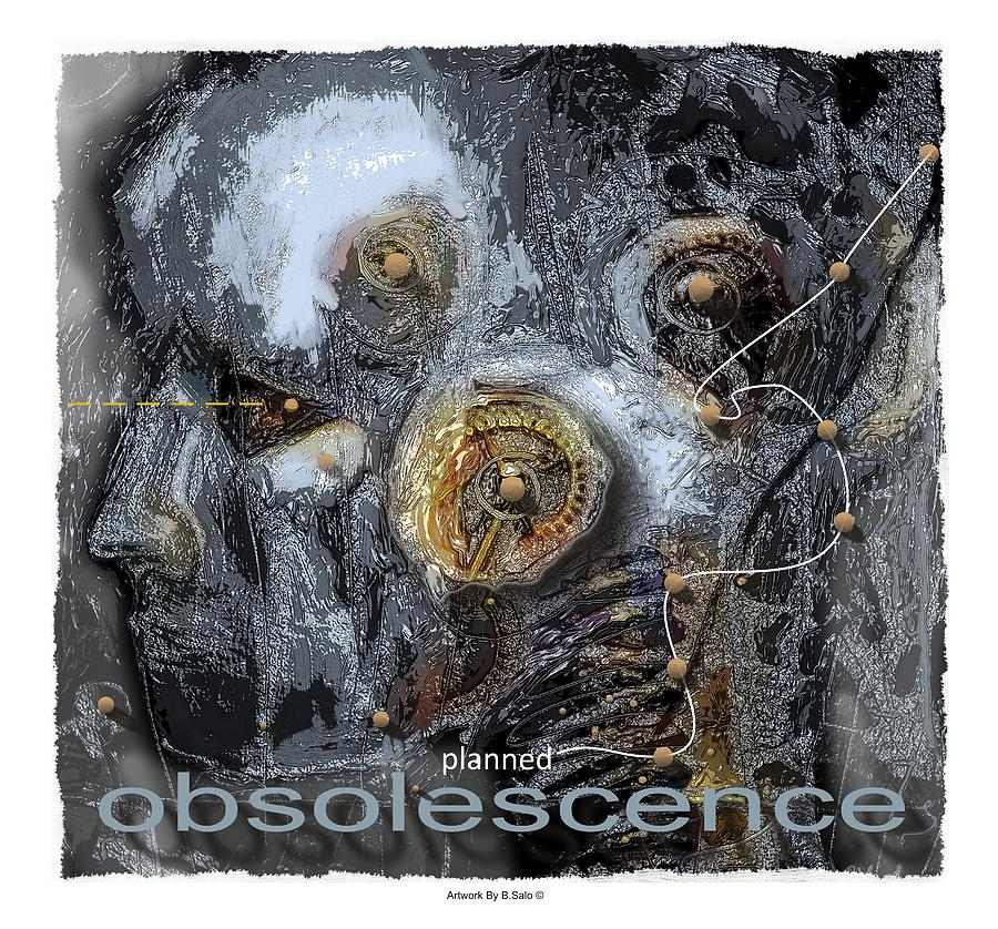 Planned Obsolescence Painting
