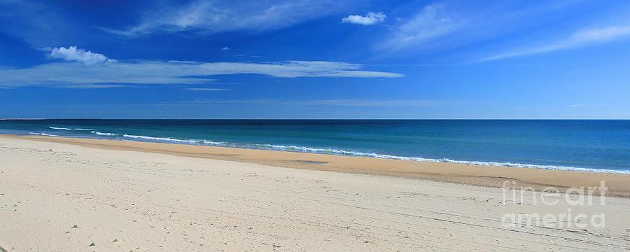 Praia Do Cabeco - Panoramic Photograph