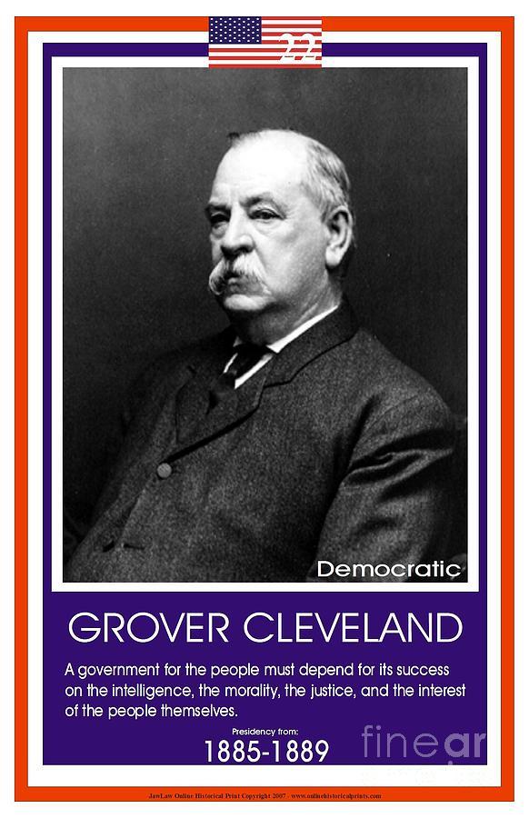 president grover cleveland essay