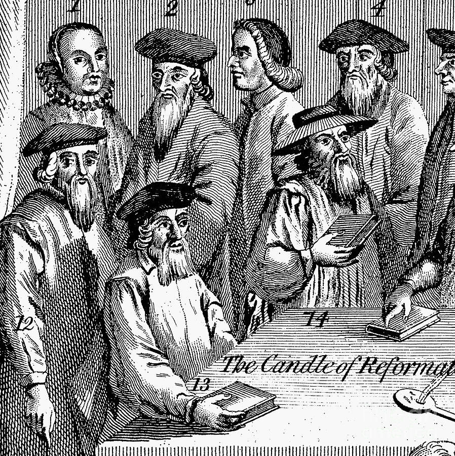 Art in the Protestant Reformation and Counter-Reformation