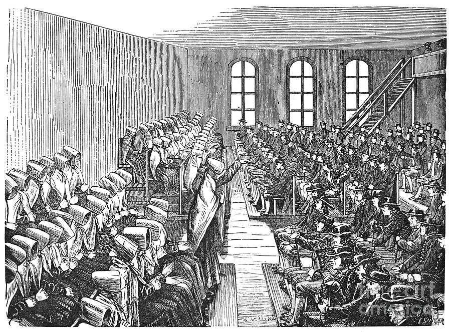 Quaker Meeting Photograph