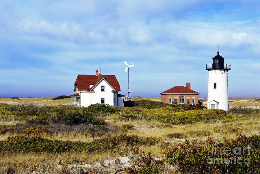 Race Point Lighthouse Photograph