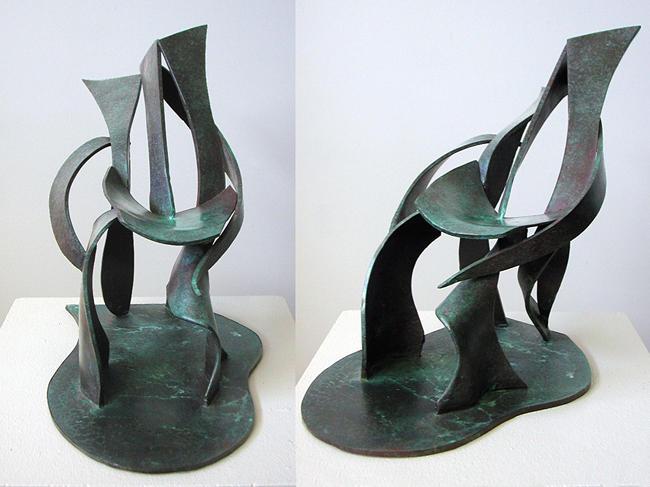 Recliner Sculpture