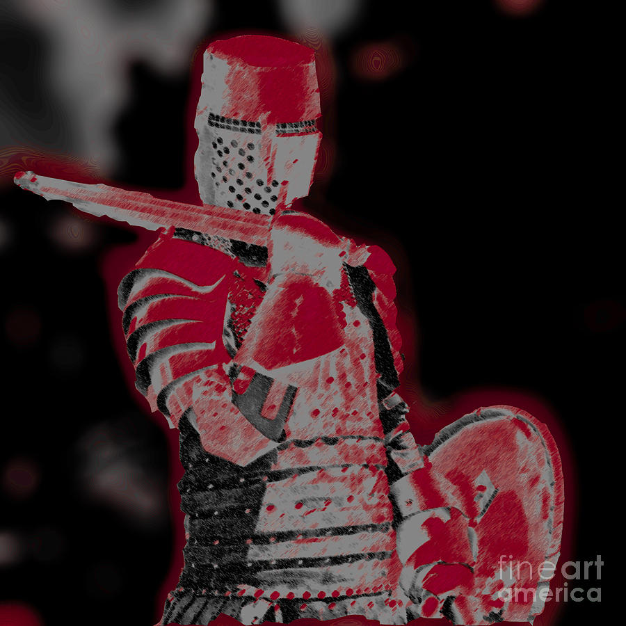 Red Knight Photograph