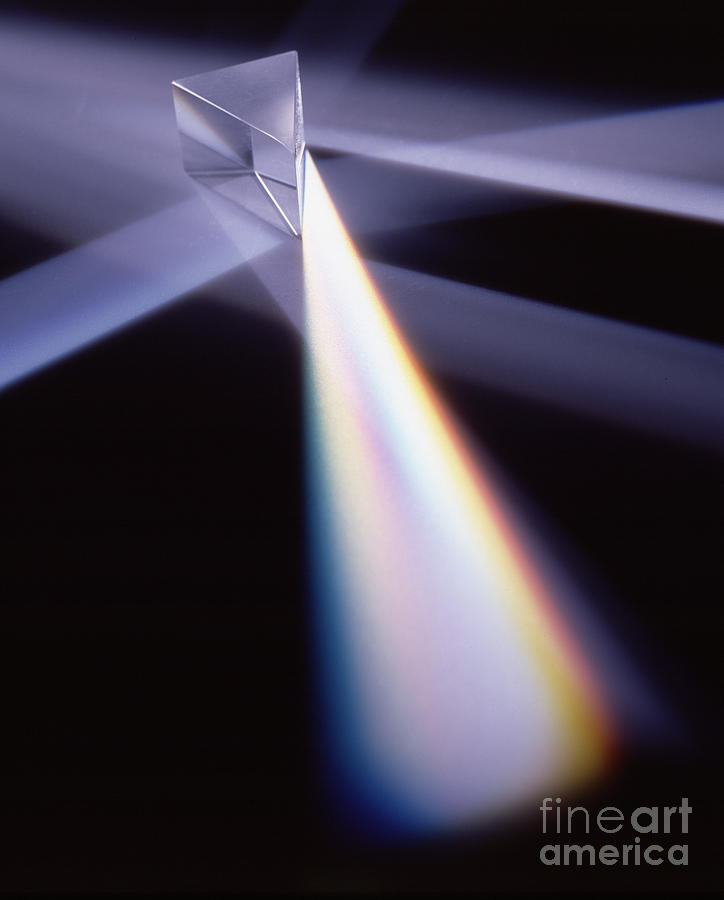 Refraction Photograph  - Refraction Fine Art Print