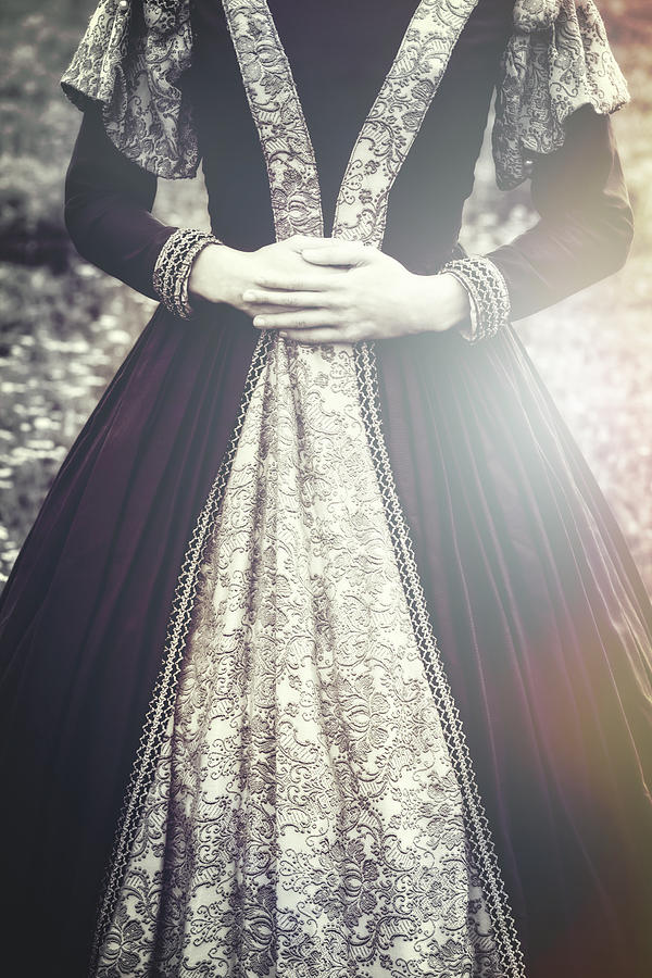 Renaissance Princess Photograph  - Renaissance Princess Fine Art Print