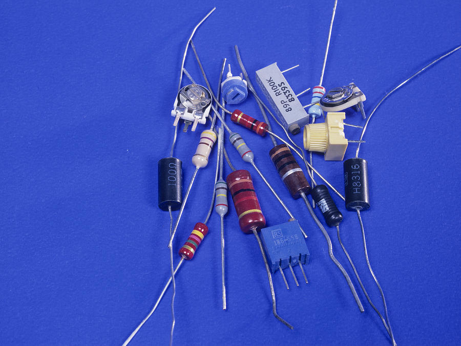 Resistors Photograph