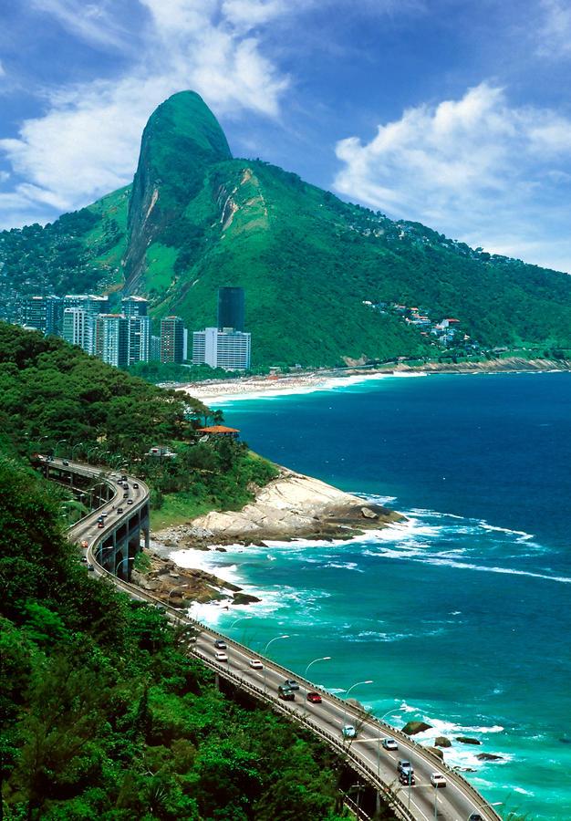 Rio De Janeiro Brazil Photograph