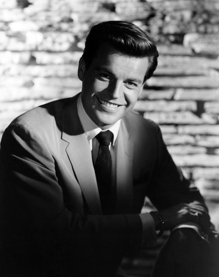 1950s Portraits Photograph - Robert Wagner, 1950s by Everett