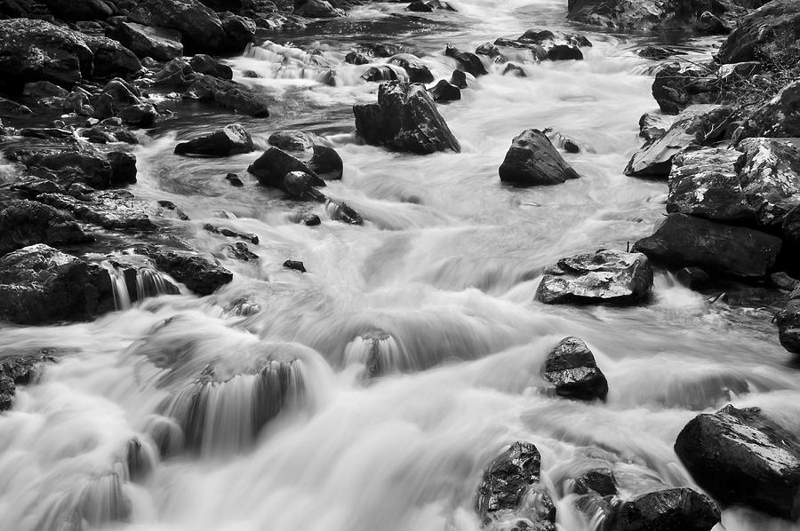Rocky River Photograph