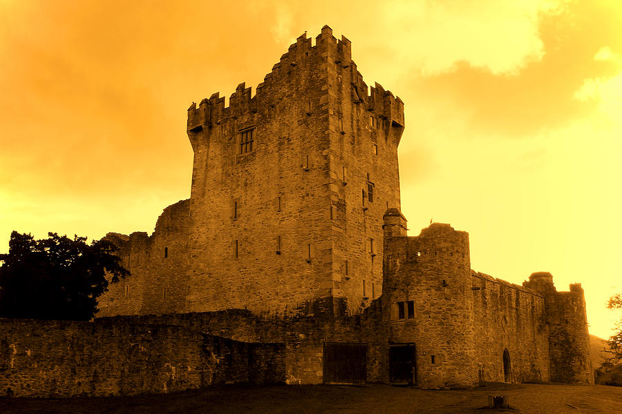 Ross Castle Photograph
