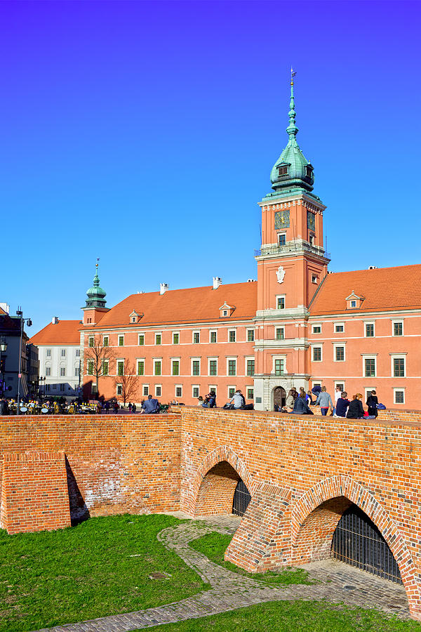 Royal Castle In Warsaw Photograph