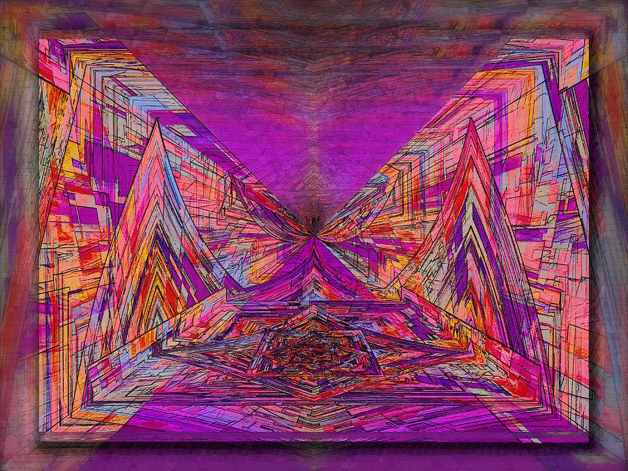 Rumblings Within Digital Art
