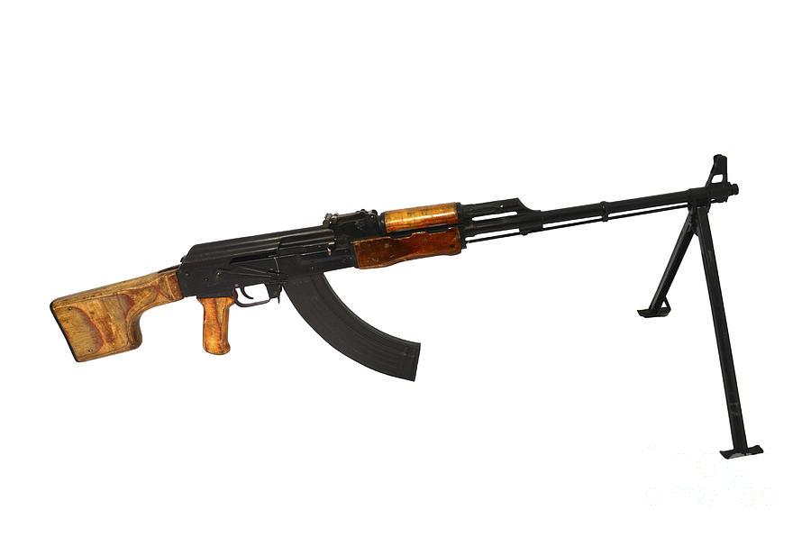 russian machine guns