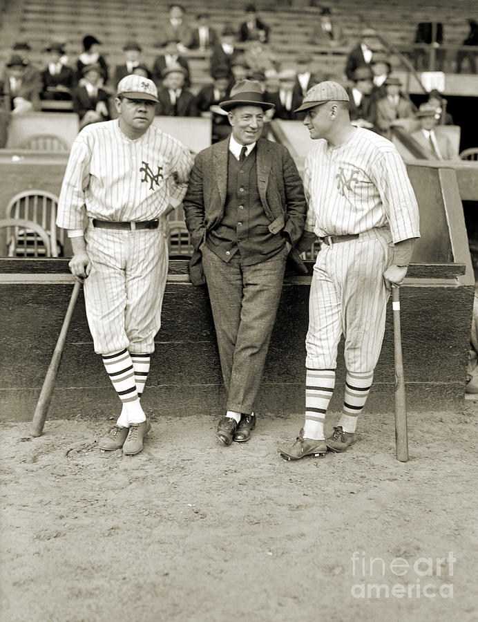 Ruth, Dunn And Bentley Photograph