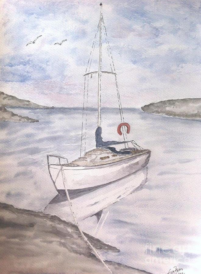 Sailing Painting