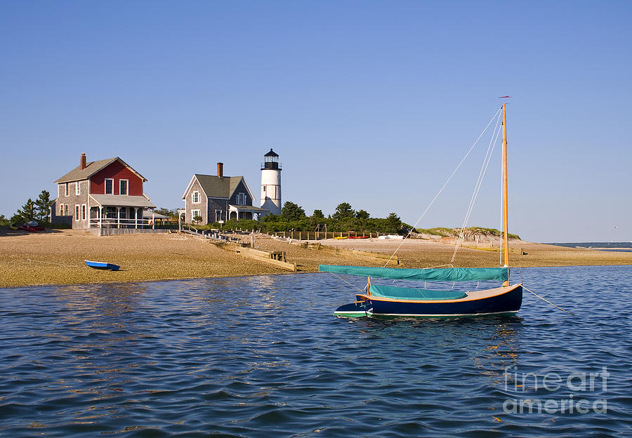 Sandy Neck Lighthouse Photograph  - Sandy Neck Lighthouse Fine Art Print