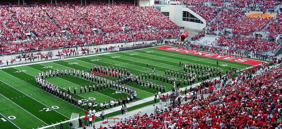 Script Ohio Photograph