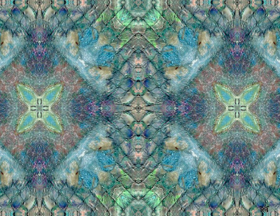 Seascape II Digital Art