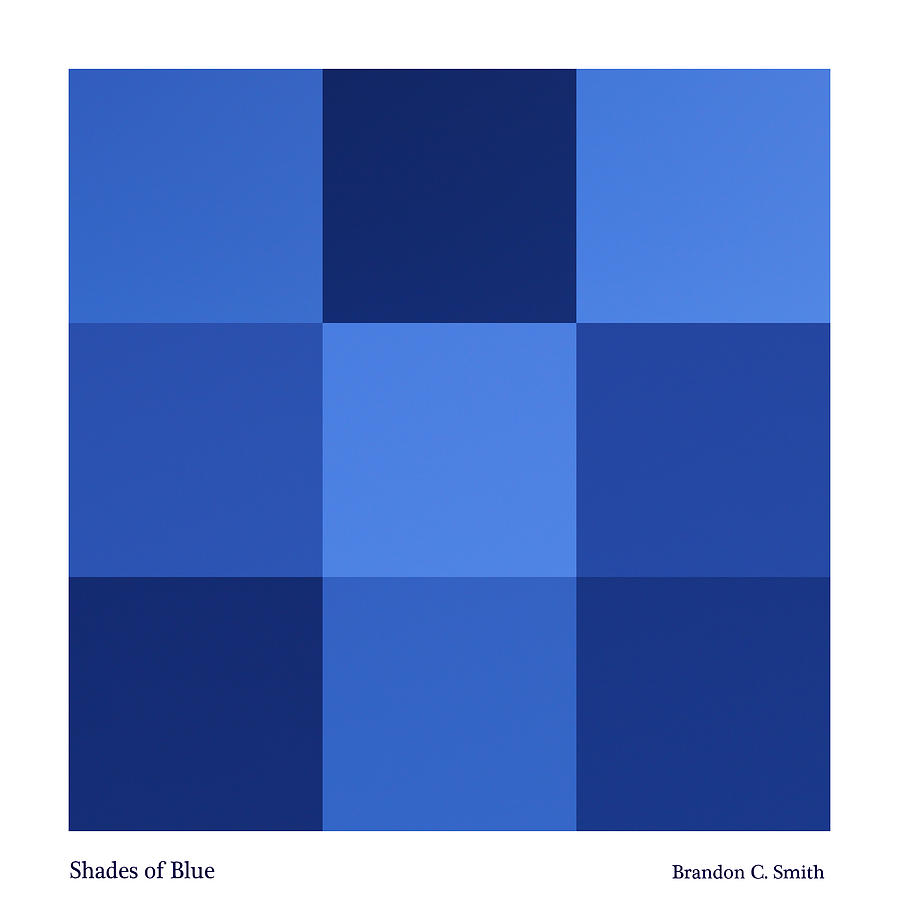 List of shades of blue list of shades of blue amazing for Shades of blue colours
