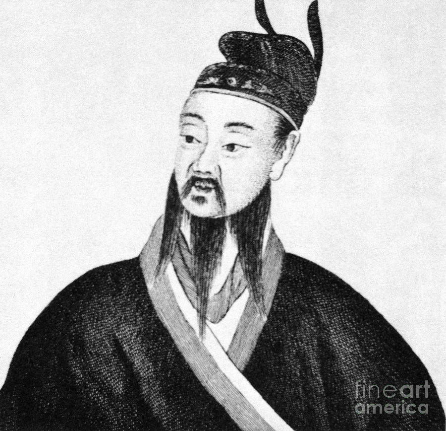 a biography of the great ruler shih huang ti in chin kingdom in china