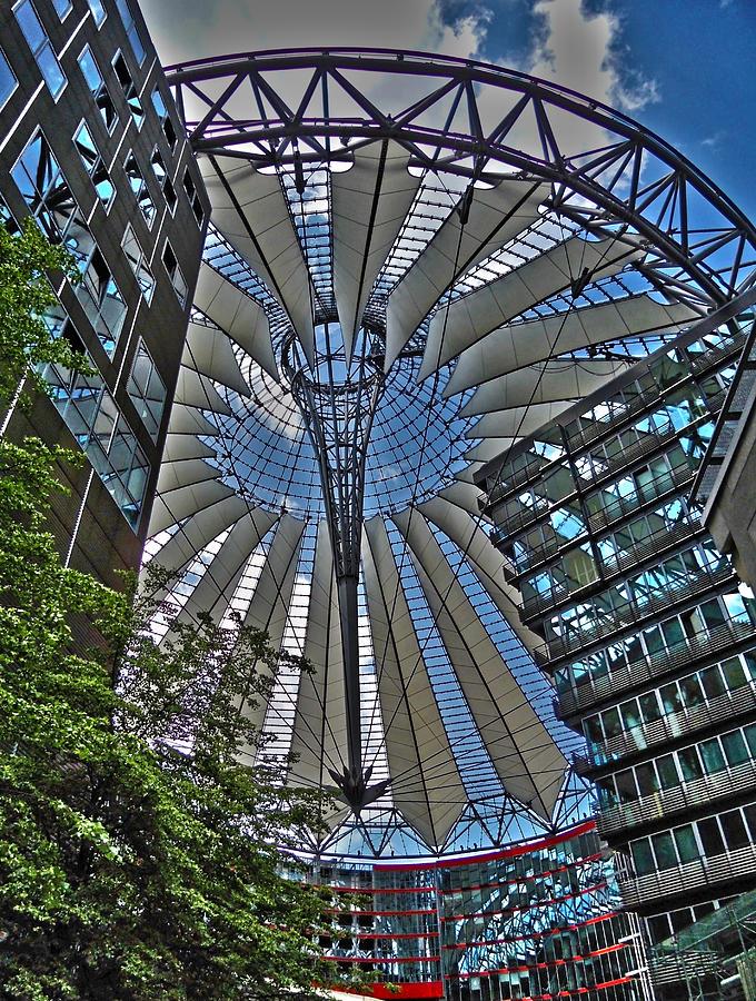 Sony Center - Berlin Photograph