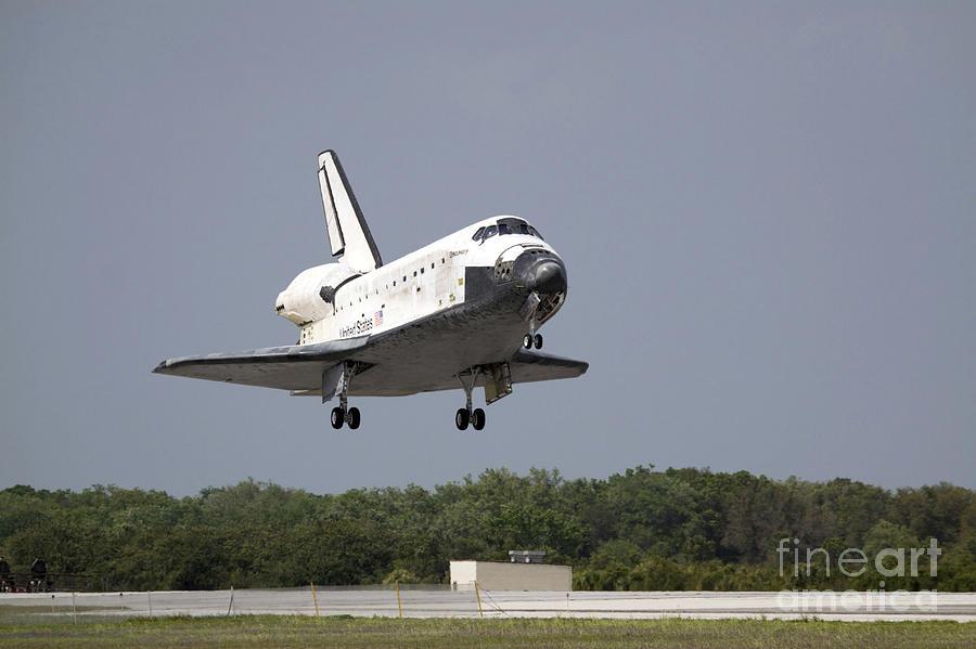 Space Shuttle Landing Space Shuttle Landing