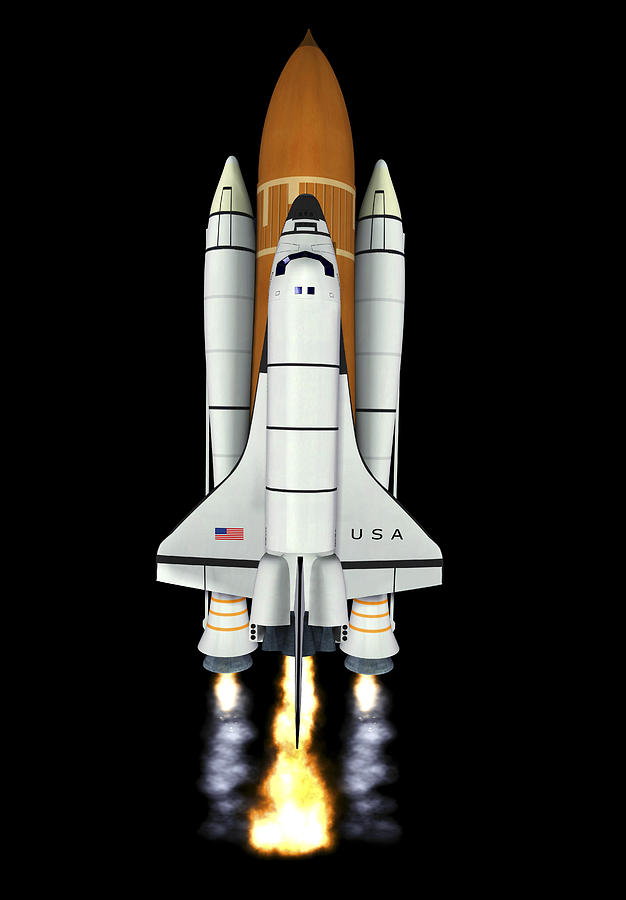 launch space shuttle boosters - photo #20