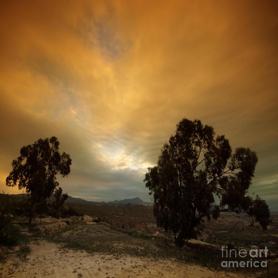 Spanish Landscape Photograph