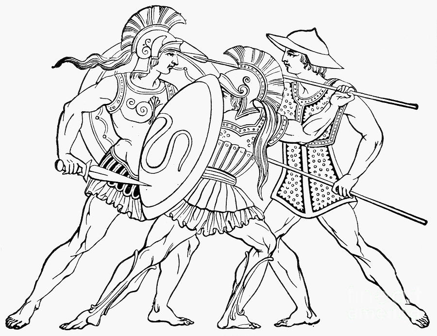 Sparta Free Coloring Pages Spartan Coloring Pages