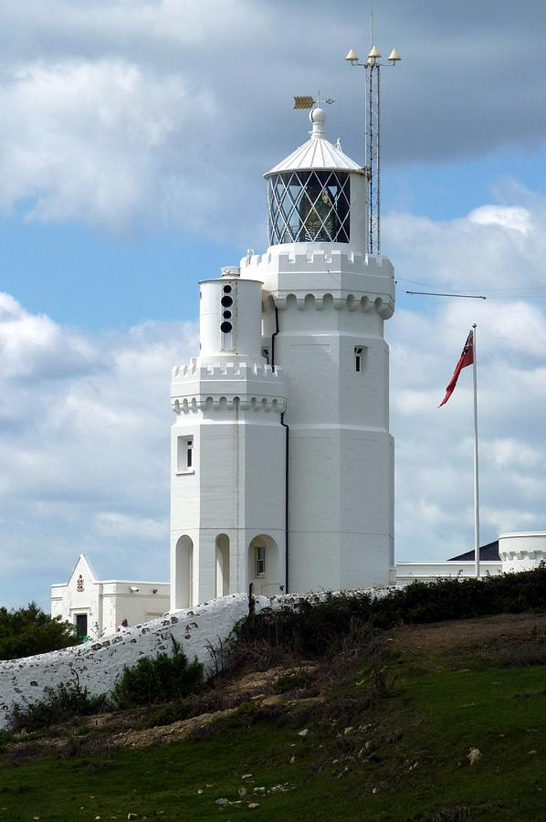 St. Catherines Lighthouse Photograph