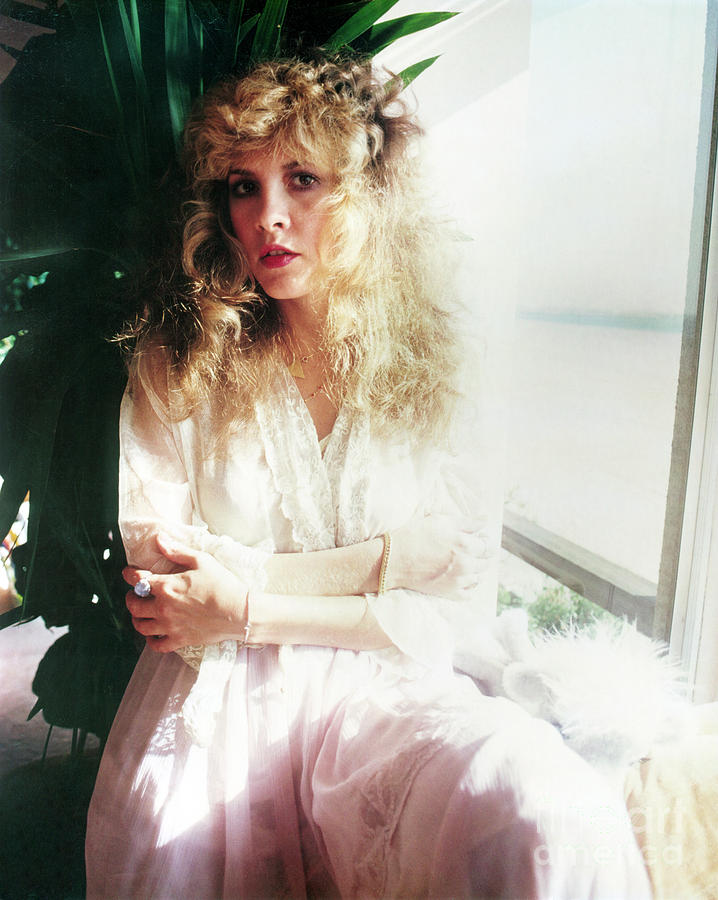 Stevie Nicks Fleetwood Mac Photograph