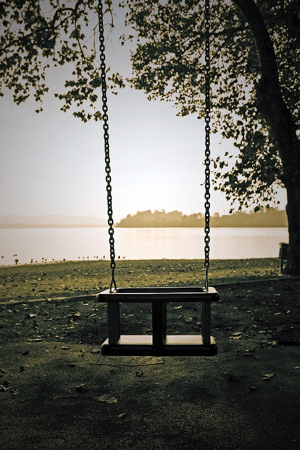 Swing Photograph  - Swing Fine Art Print