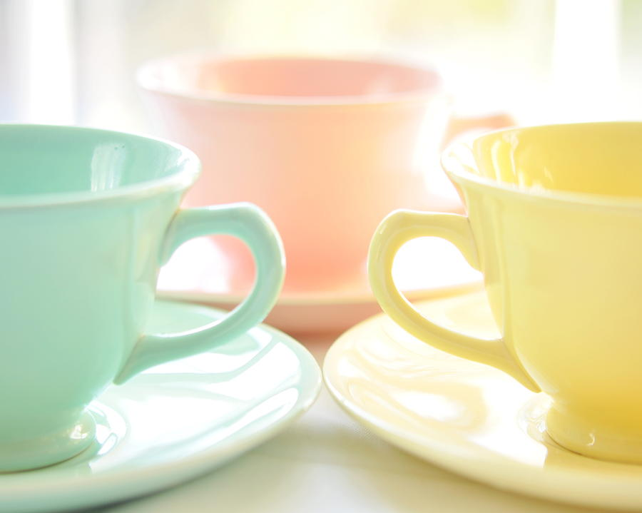 Tea For Three Photograph  - Tea For Three Fine Art Print