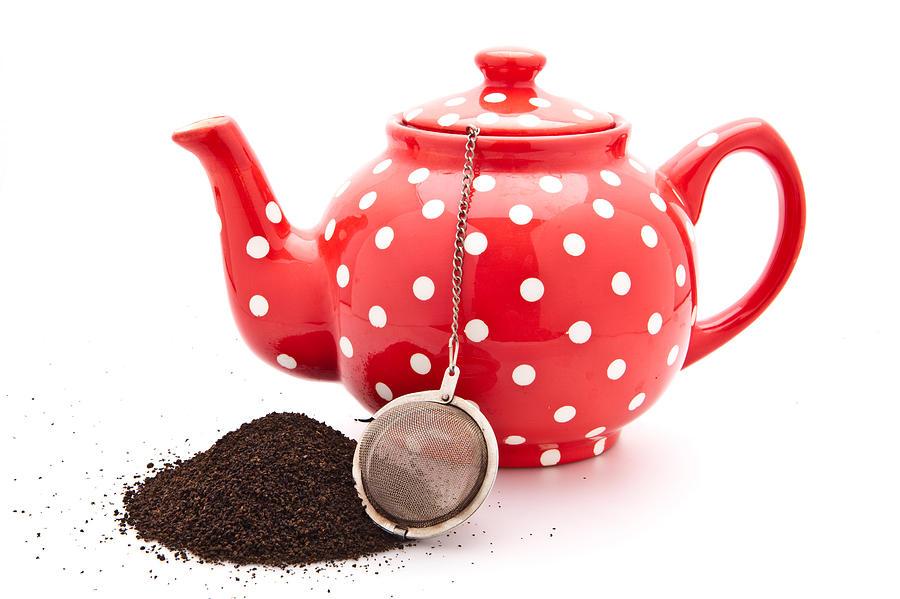 Teapot Photograph