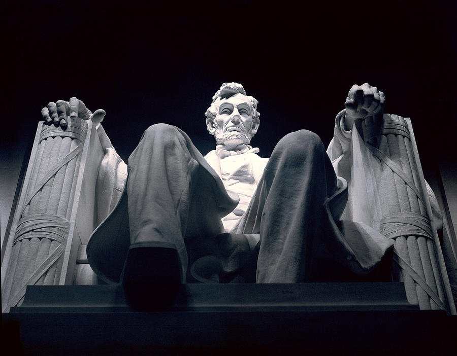 The Abraham Lincoln Statue Photograph