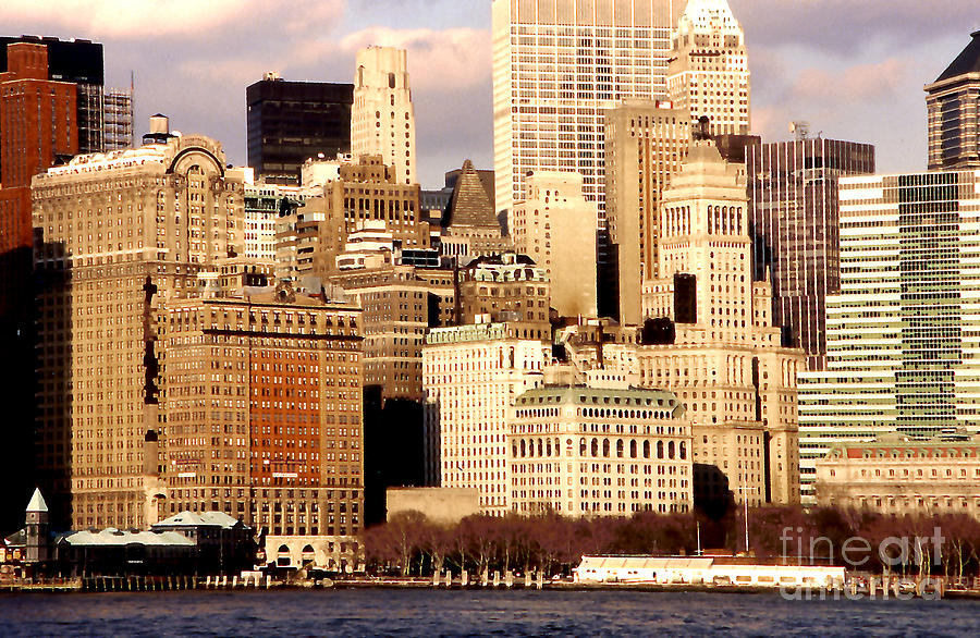 The Battery- New York City Photograph  - The Battery- New York City Fine Art Print